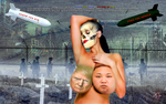 DONALD and KIM: THE WORLDS 2 BIGGEST BOOBIES by CSuk-1T