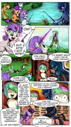 Two Sisters Go Camping Page 10 (End) by Rated-R-PonyStar