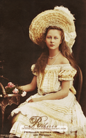 Princess Victoria of Prussia by Livadialilacs