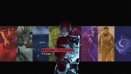 DP Films channel art 2015 by DP-films