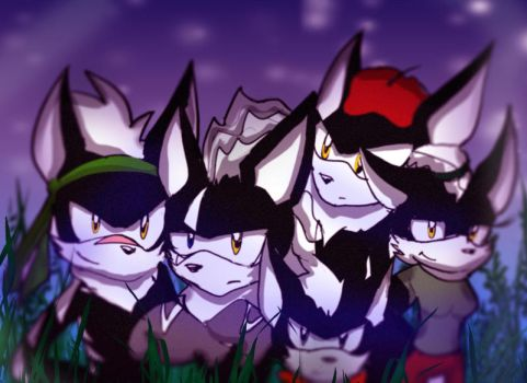 jackal squad by lv-a42