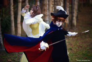 The Cat Returns - Baron n Haru escaped by vaxzone