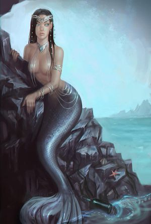 Sea song by shenrill