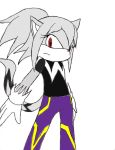 Sonic Style Series: Fenra the Cat by RatsuTerra48