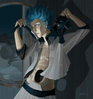 Grimmjow Jeagerjaques by STorA