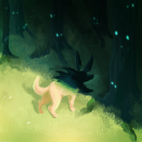 forest by HaI-9OOO