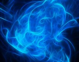 Blue Smoke 15919893 by StockProject1
