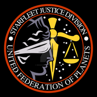 Starfleet Justice Division by GregHouse1990