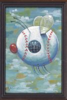 Fly Ball by jasinski