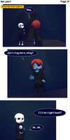 Her past page 21 by Maxlad
