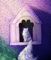 Rapunzel, Rapunzel.... by Followthepaws