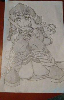 Draw ashe - Notices by Kuroko-Life