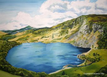 Lough Tay, Co.Wicklow Ireland by SuzanneHole