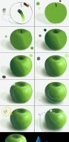 Apple tutorial by michan