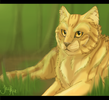 Goldenflower by TheMoonfall