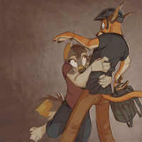 I'm so Glad When Myles Comes Home... by Tsebresos