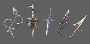 Dagger designs...not really by Wen-M