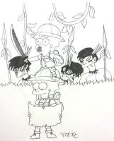 The Law of Jungle by komi114