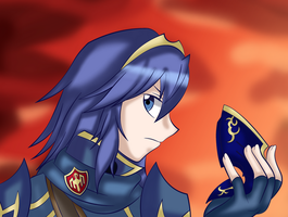 Lucina by SonicHeroXD