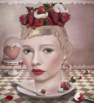 Strawberries by silviya
