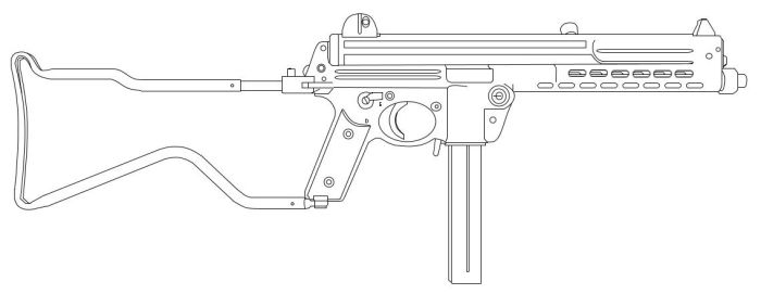 Walther MPL by TartTinter62