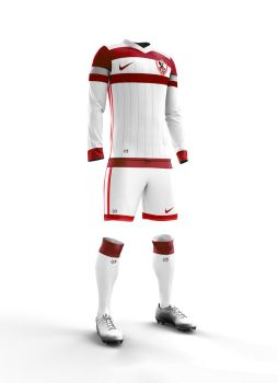 Zamalek jersey 18/19 ALL by hamadahere