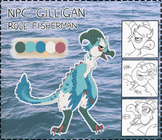 NPC: Gilligan by Jemanite