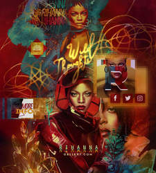 +edicion // wild thoughts - rihanna . by CAMI-CURLES-EDITIONS