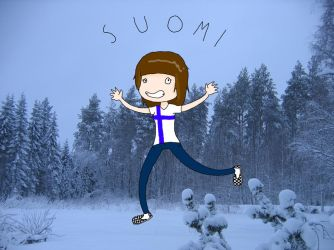 Suomi by DiscoShines