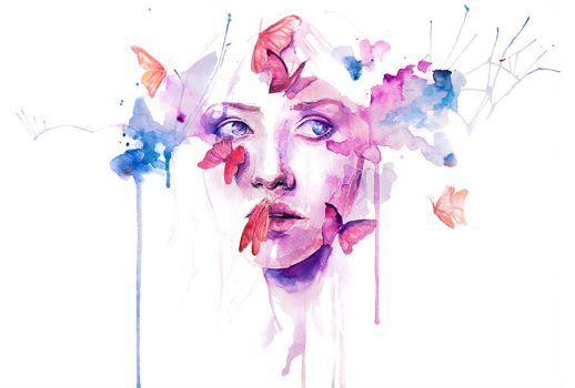about a new place - project by agnes-cecile