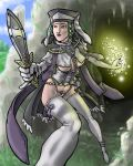 Whitemage Color by Thewog