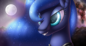 Princess Of The Night [2017 Version] by Kana-The-Drifter