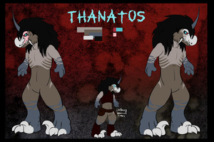 [Ref] Thanatos by Rosedraq