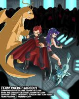 Commission - Team Rocket Hideout by zeth3047