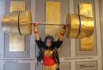 On Themyscira, This Is A Light Workout