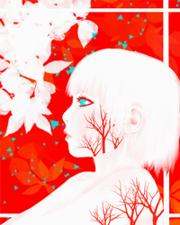 Red Remembrance by Chiichen