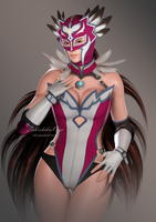 Tekken Tag Tournament 2 - Julia Chang by SabishikuKage