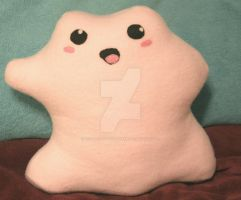Adorable Ditto Plushie