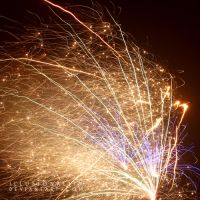 fireworks by illusionality
