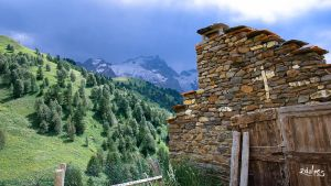 Stone of Oisans by rdalpes