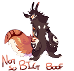Big Boofer [HALLOWEEN RAFFLE DESIGN][CLOSE] by Ne-wt