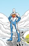 Superman: Protector of Mankind by lav2k