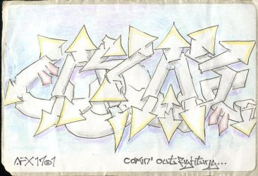 cascade - comin' out fighting by fractos