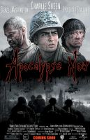 Poster Apocalypse Now (Photomanipulation) by WalKelly
