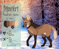 Dimitri Reference 2015 by wallaberry