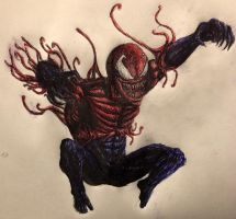 Symbiote  by swiftcross