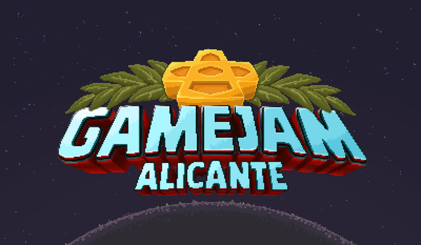 Gamejam Alicante logo by Toomanypenguins