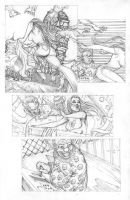 Funhouse of Horrors issue 4 Pencils Page 16 by RudyVasquez
