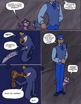 Dreamwoods Audition Page 3/7 by Mr-M7