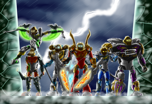 Legends Of Okoto by Toa-Shifter